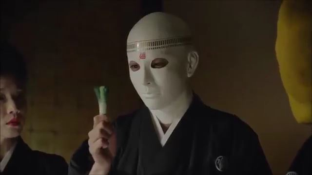 【八つ墓村犬神家の一族、パロディ】 カップヌードルCM 「STAYHOT 名探偵 篇」 60秒 _ スケキヨ