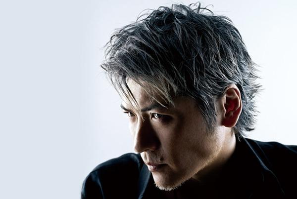 吉川 晃司 こんなシルバーホワイトな髪色になりたい!