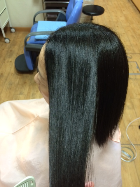 艶髪 ツヤ髪 つや髪