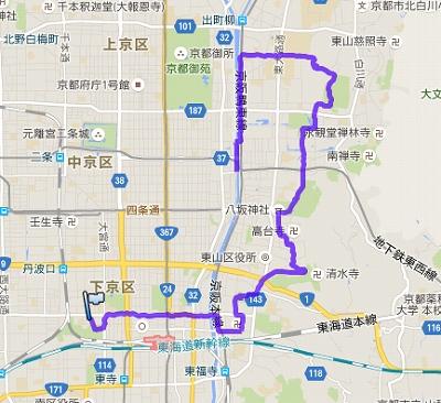京都初歩き
