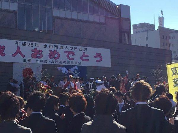 2016成人式