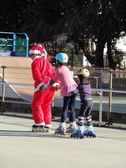 インラインスケート2