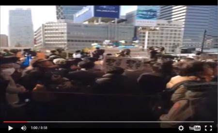市民連合の集会における維新の党の初鹿明博議員のブーメランスピーチ [嫌韓ちゃんねる ~日本の未来のために~ 記事No7191