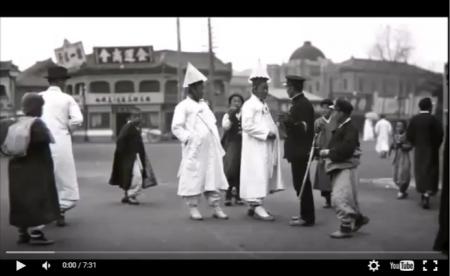 """【動画】大日本帝国時代朝鮮人は差別されていなかった!『韓国に都合の悪い戦前写真』に韓国人が""""デタラメを言うな""""と激怒。 [嫌韓ちゃんねる ~日本の未来のために~ 記事No7715"""