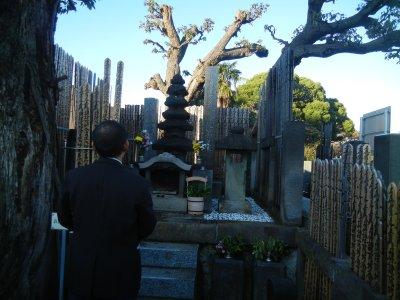 妙行寺・お岩の墓