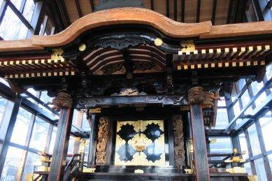 調神社・旧本殿