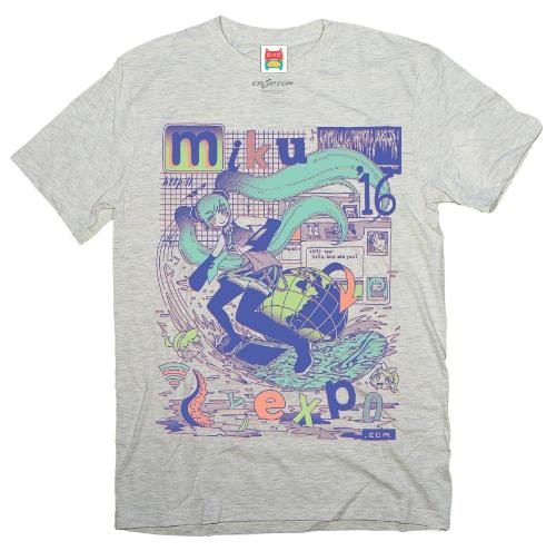 1_■Miku Expo x OMOCAT 限定Tシャツ Exclusive T-shirt