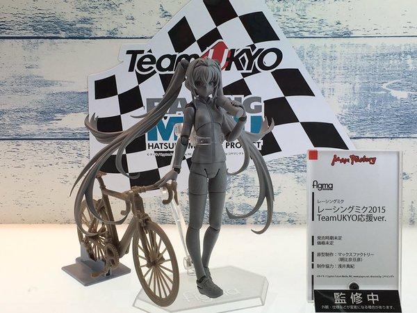 レーシングミク2015 TeamUKYO応援ver