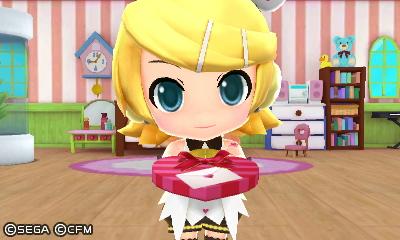 バレンタイン 3DS