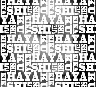 33d文字顔配置ロゴ