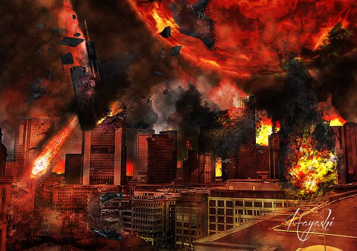 地球滅亡の日2