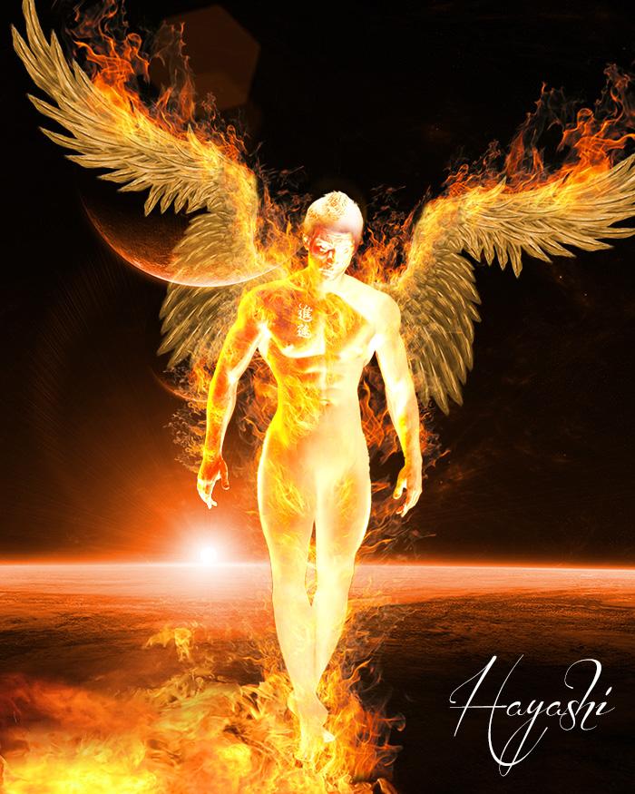 Flame Man700
