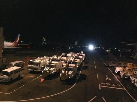 成田より夜間飛行