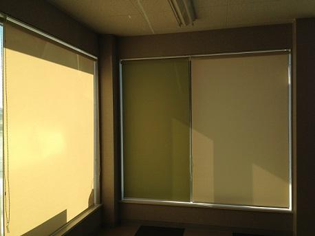 1窓に2色