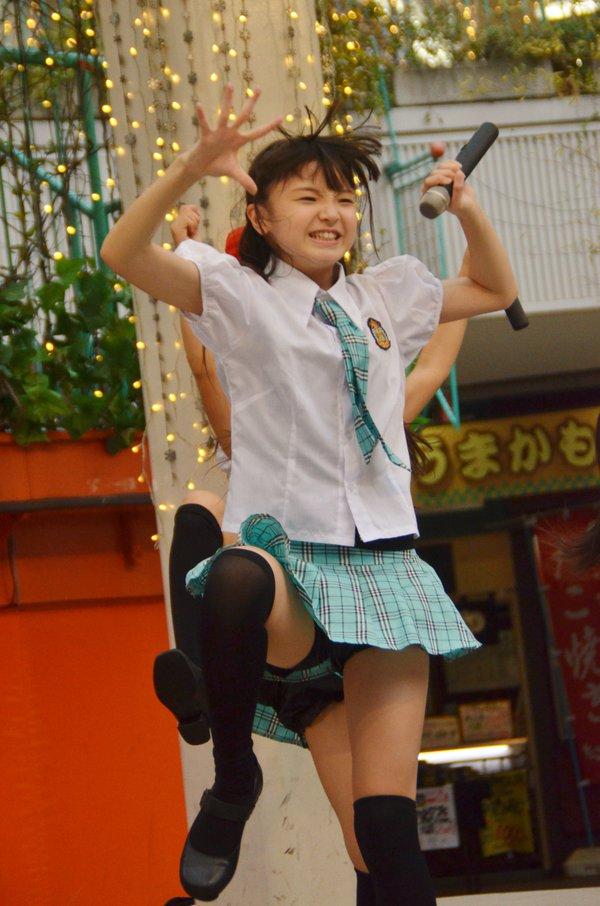 Soror ベイビ→ズ・仲村星虹のパンチラ
