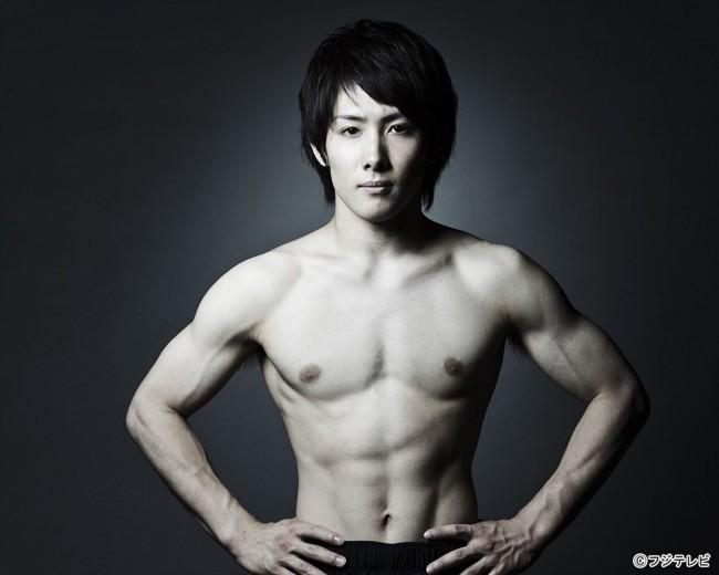 イケメン体操選手の加藤凌平