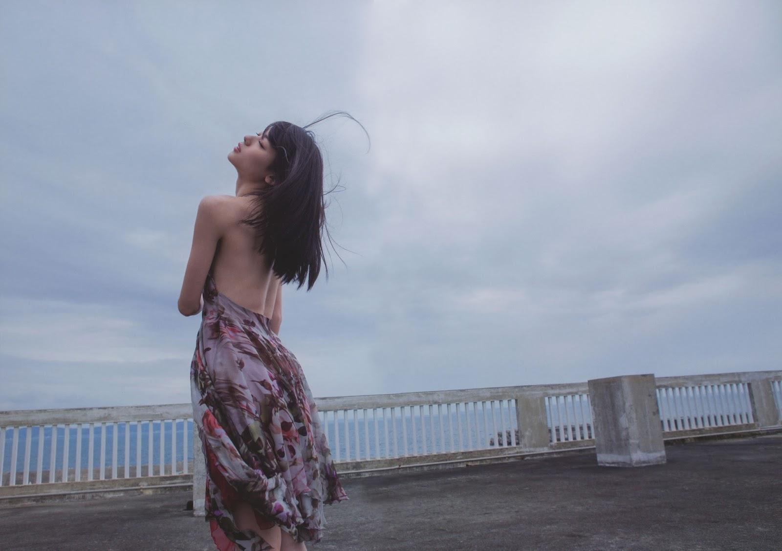 写真集「Nobody knows 23」の矢島舞美