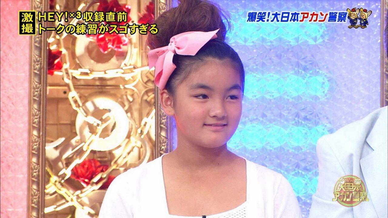 梅宮アンナの娘の顔