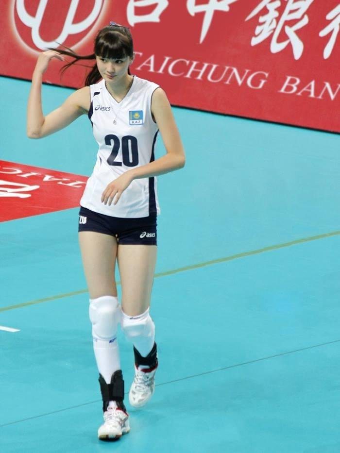 サビーナ・アルシンベコバ選手