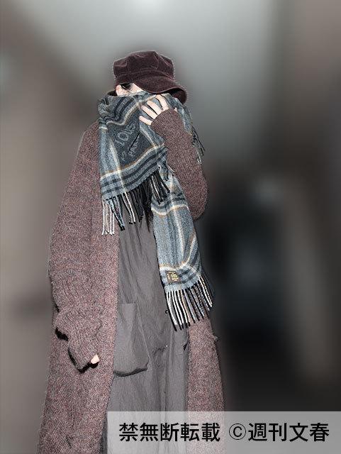 週刊文春が撮ったベッキー、正月に変装してゲスの極み乙女・川谷絵音の実家を訪れたベッキー