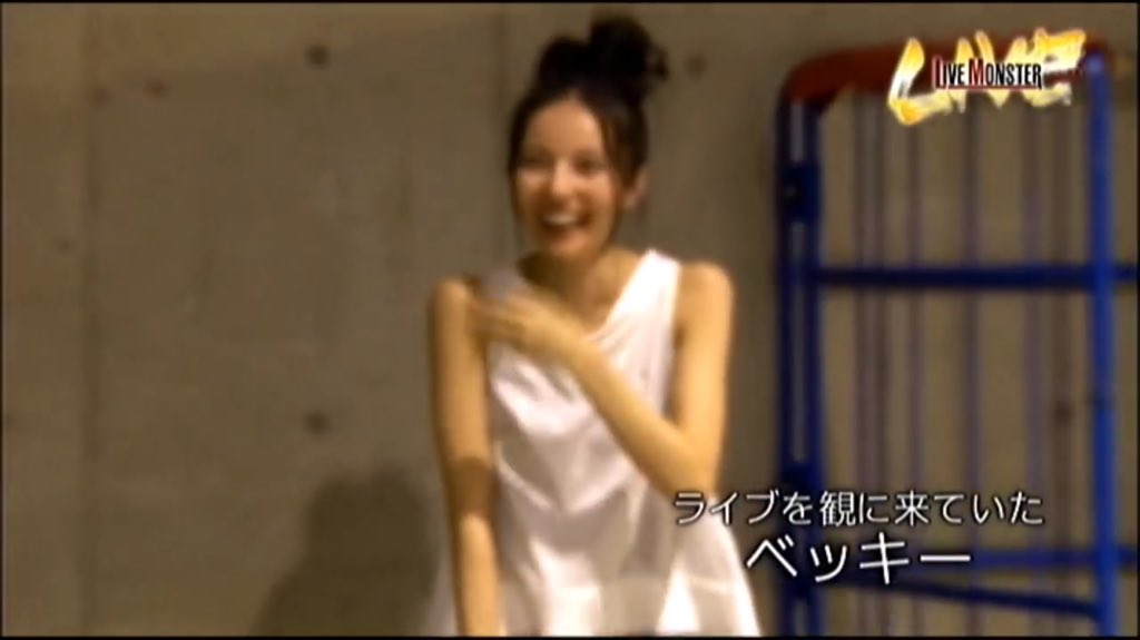 「LIVE MONSTER(ライブモンスター)」、露出しまくりの服でゲスの極み乙女。・川谷絵音の出待ちをするベッキー