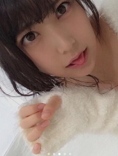 NMB48・白間美瑠の手コキ