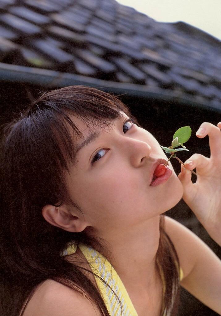 ジュニアアイドル時代の戸田恵梨香