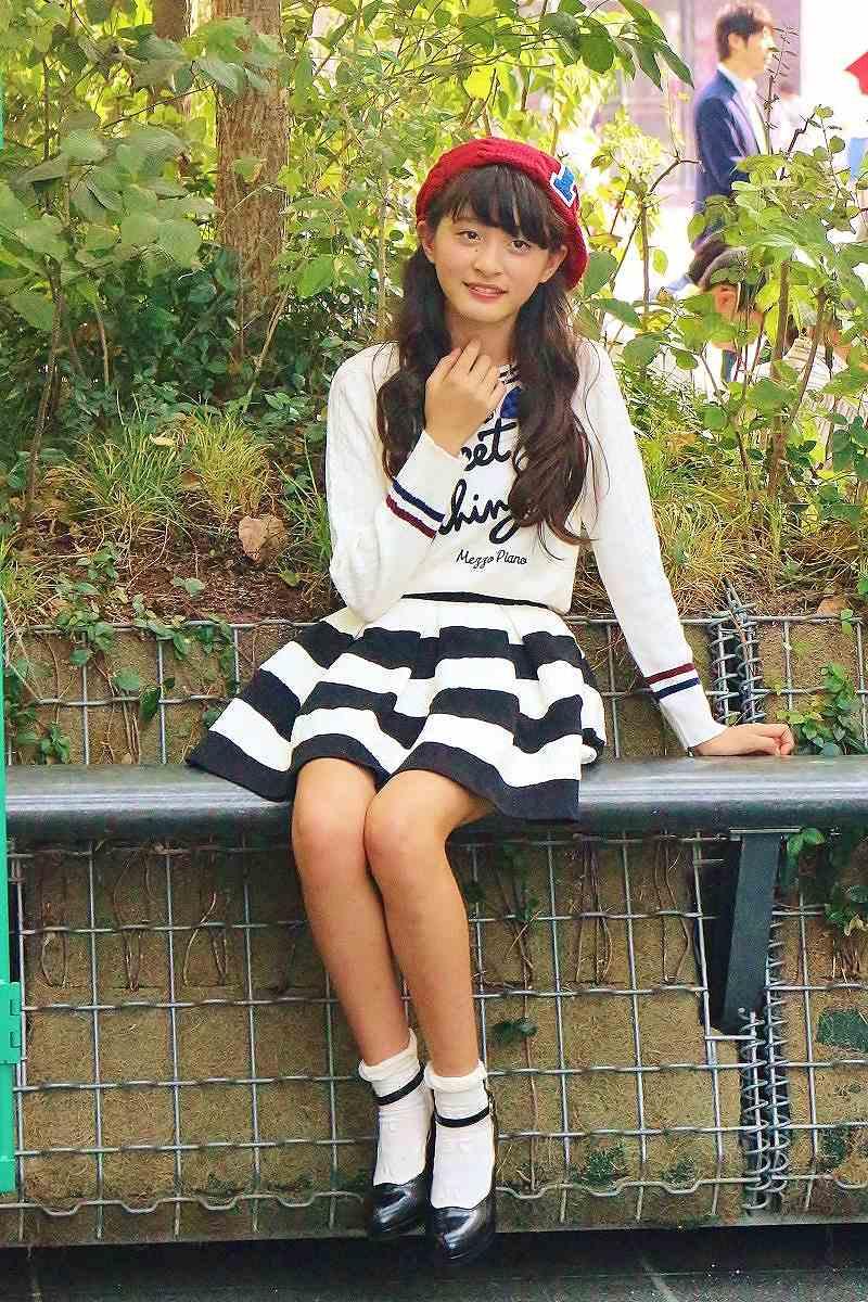 TGA15東京ガールズオーディションファイナリストのJS、草野星華
