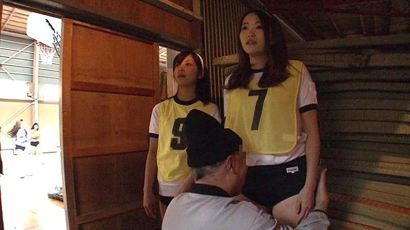 AV「時間を止められる男は実在した!~女子校の球技大会に潜入!編~」キャプチャ画像