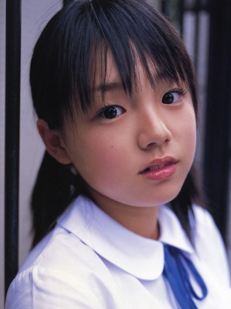 13歳の篠崎愛
