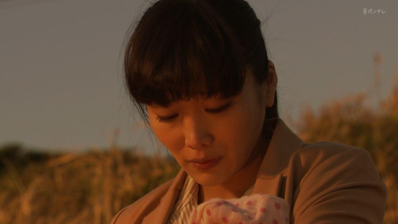 フジテレビのドラマ、佐藤江梨子のおっぱい丸出し授乳シーン