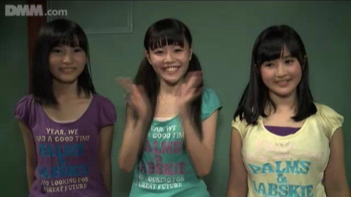 おっぱいが成長したAKB48・佐藤妃星の着衣巨乳