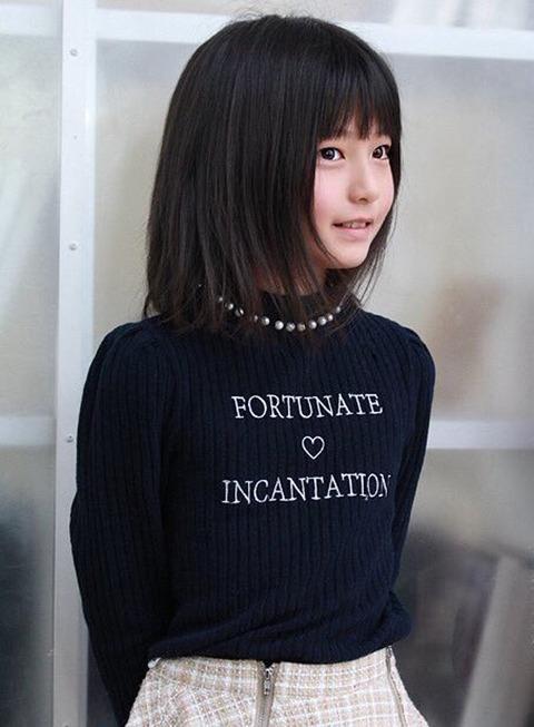 可愛い小学生の森川こころちゃん