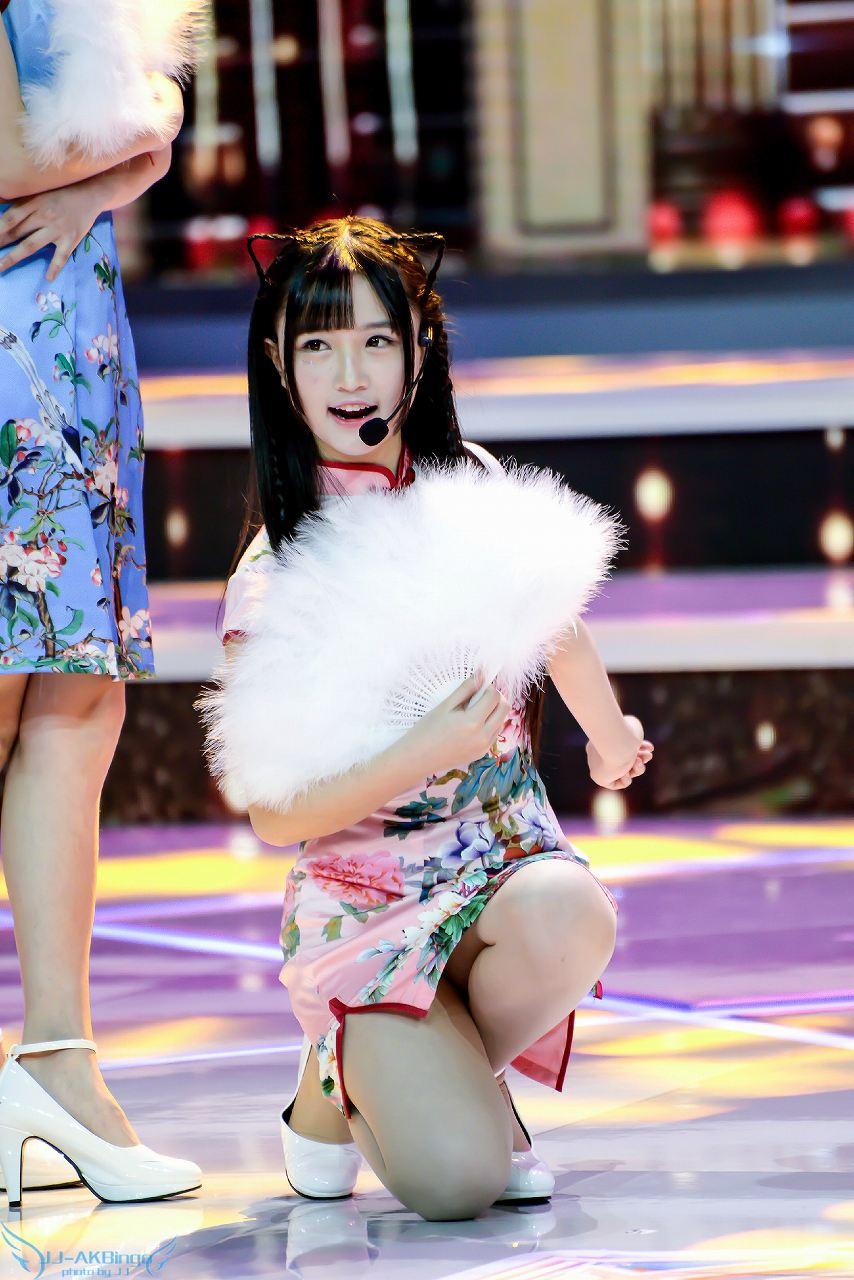 可愛すぎる中国のアイドル