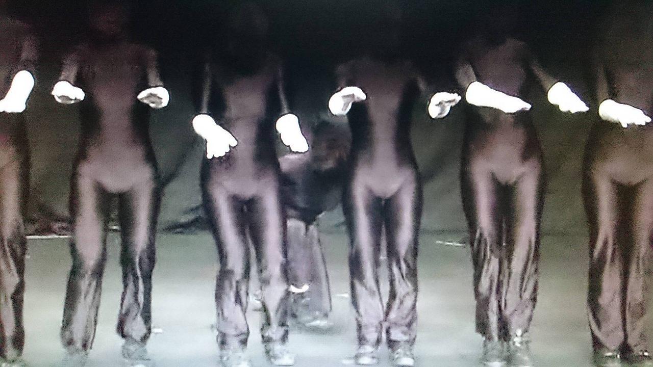 日テレ「欽ちゃん&香取慎吾の全日本仮装大賞」で全身タイツの女がくっきりマンスジ