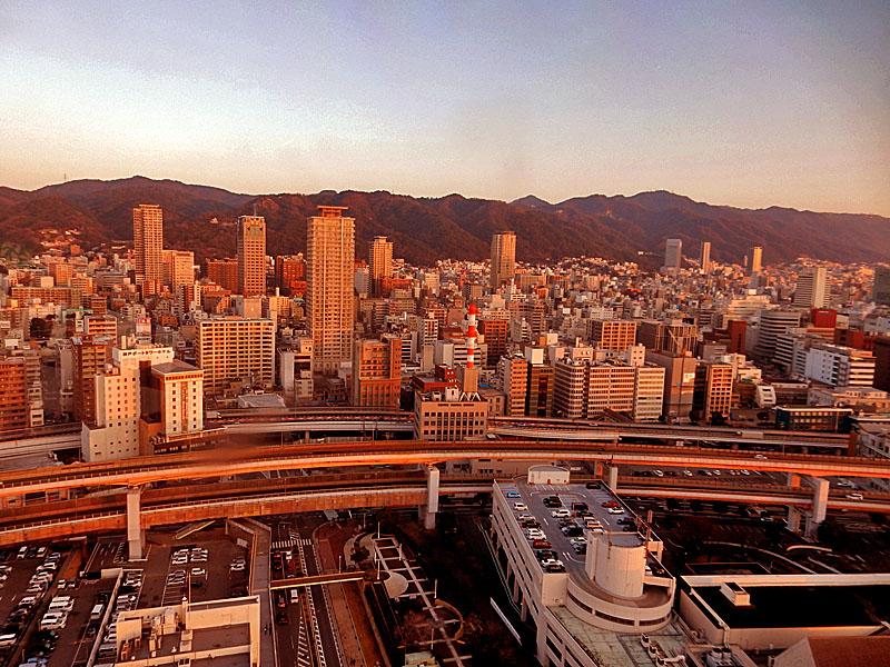 1601初日の出 @ 神戸 ポートタワー7