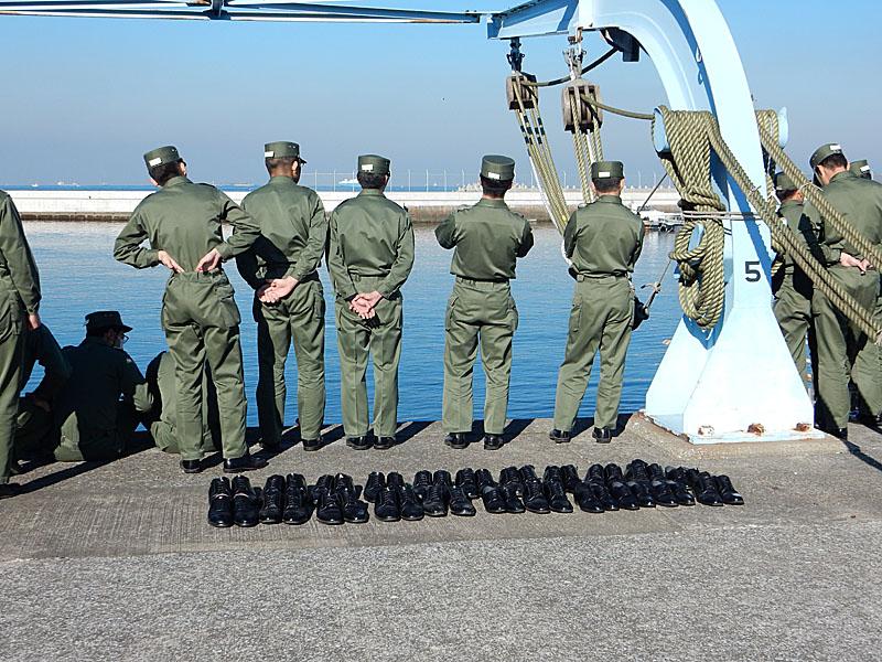 160116防衛大学校走水海上訓練場3