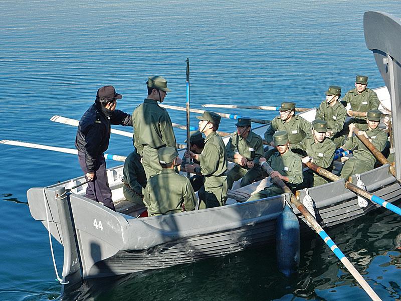 160116防衛大学校走水海上訓練場4