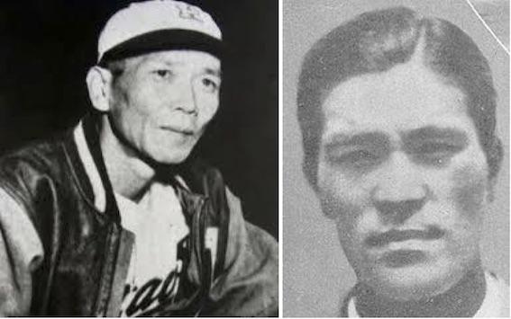 浜崎選手と湯浅選手 写真