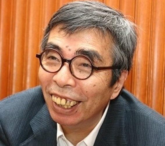 井上ひさし氏写真