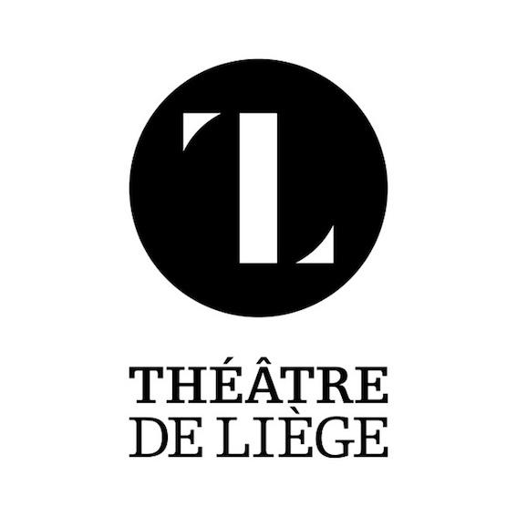 ベルギーのリエージュ劇場のシンボル