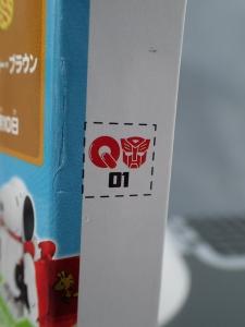 トランスフォーマー QTC05 スヌーピー005