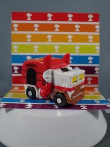 トランスフォーマー QTC05 スヌーピー007