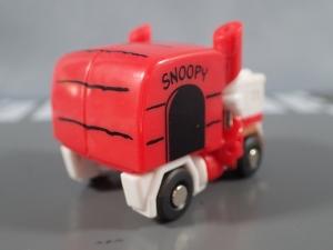 トランスフォーマー QTC05 スヌーピー009