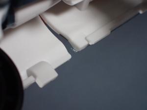 グッドスマイルカンパニー「GearTribe 初音ミクGTプロジェクト 2014Ver.」 変形工程017