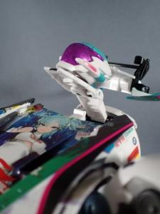 グッドスマイルカンパニー「GearTribe 初音ミクGTプロジェクト 2014Ver.」 変形工程034