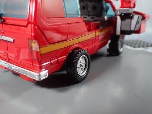 トランスフォーマー マスターピース MP27 アイアンハイド 03 トランスフォーム007