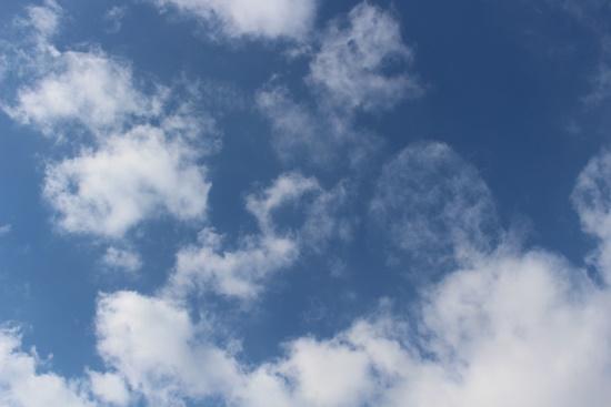 この雲の中に