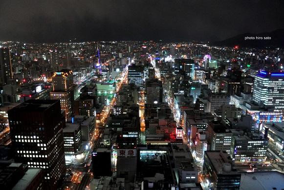 札幌夜景南サイド