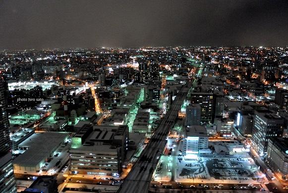 札幌夜景東サイド